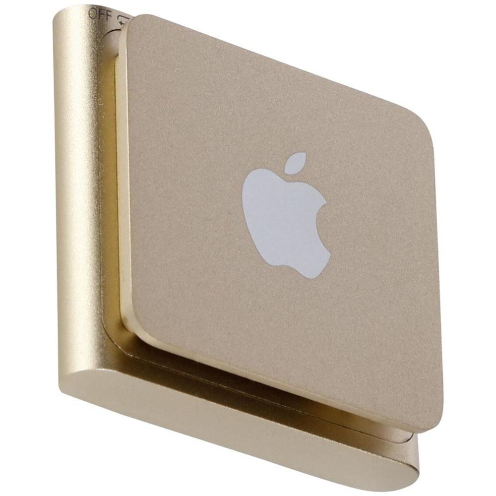 MP3-плеер Apple iPod Shuffle 2GB Gold - фото 3