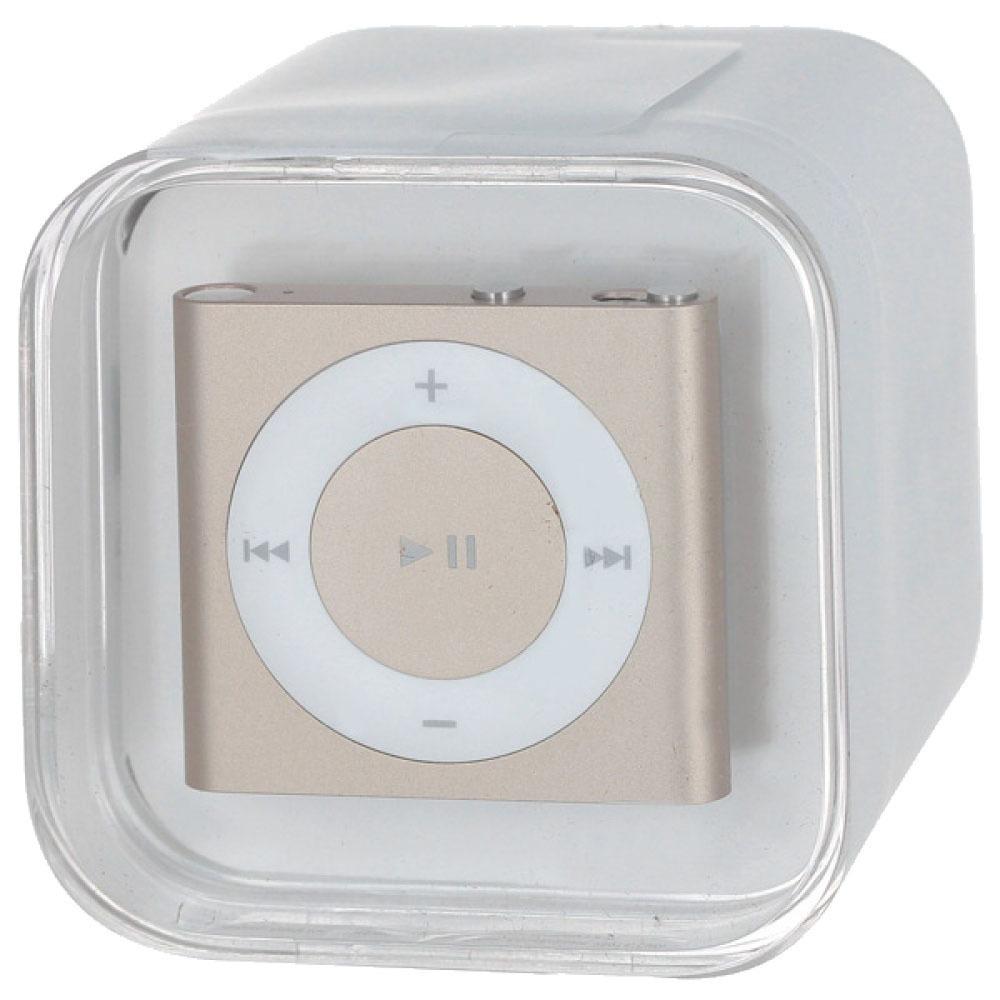 MP3-плеер Apple iPod Shuffle 2GB Gold - фото 5