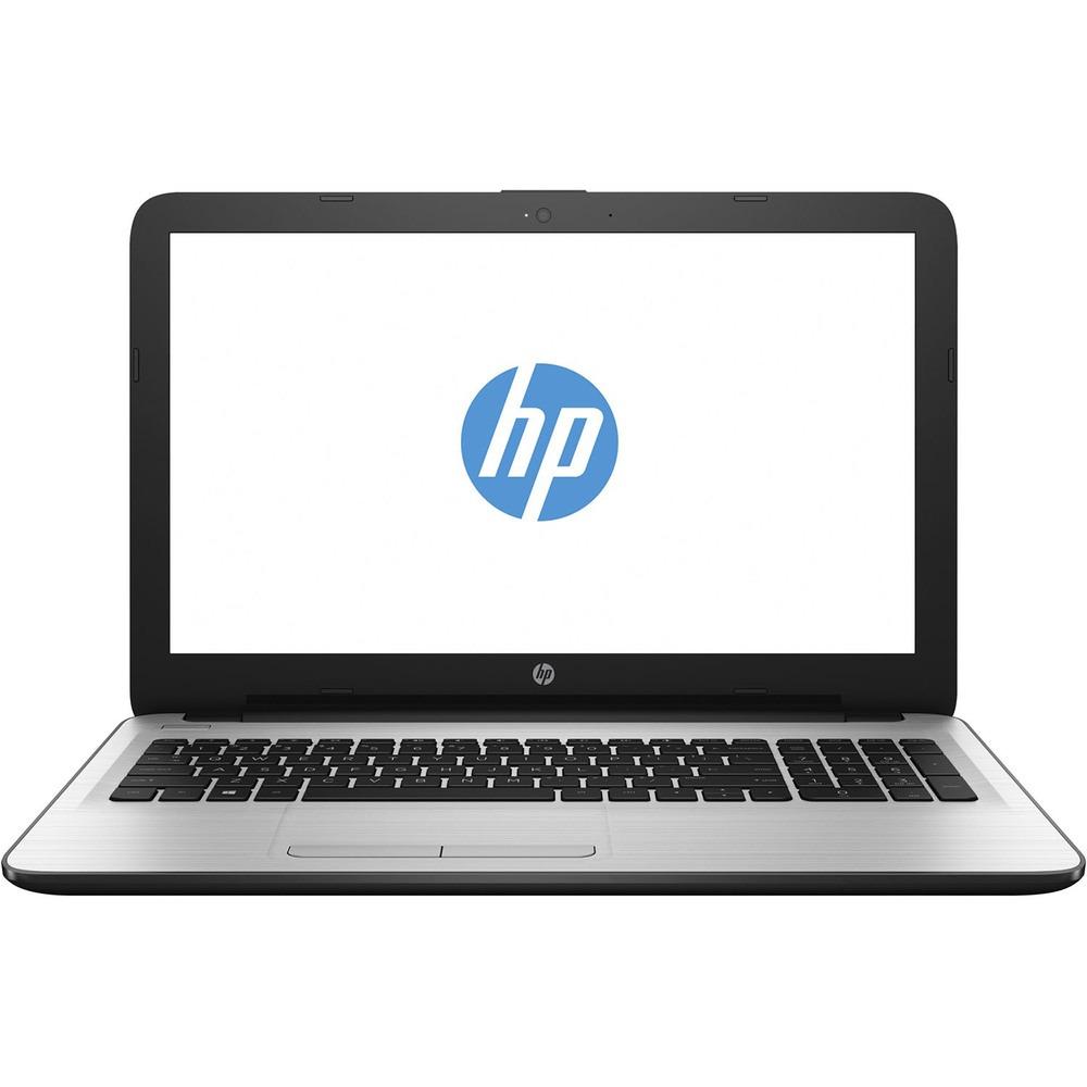 Ноутбук HP 15-ay505ur white silver (Y5K73EA) - фото 1