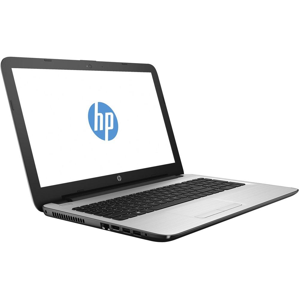 Ноутбук HP 15-ay505ur white silver (Y5K73EA) - фото 2