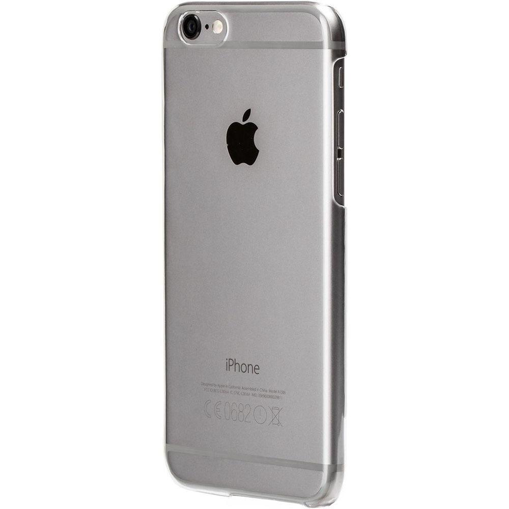 Чехол для смартфона uBear CS10TR01-I6P прозрачный - фото 1