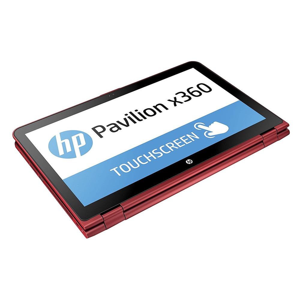 Ноутбук HP 15x360 15-bk101ur Cardinal Red (Y5V54EA) - фото 6