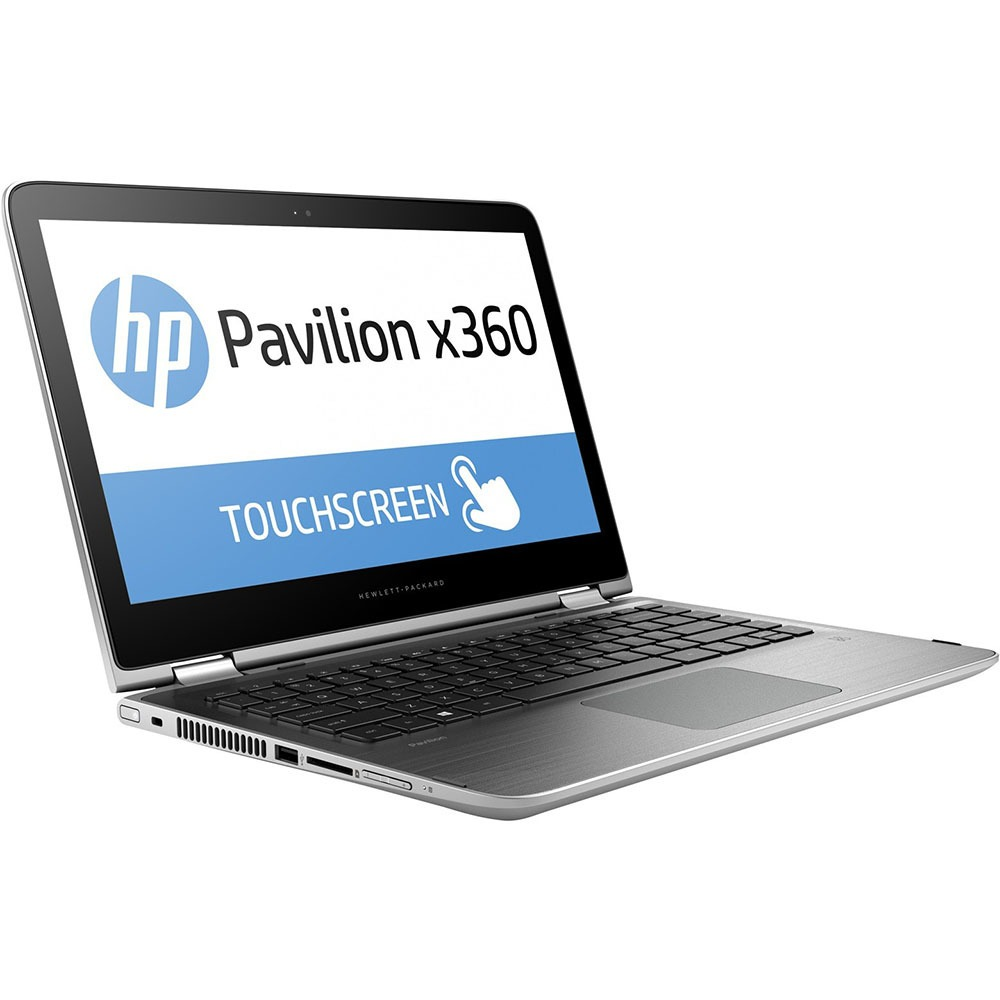 Ноутбук HP 15x360 15-bk100ur Natural Silver (X9X93EA) - фото 3
