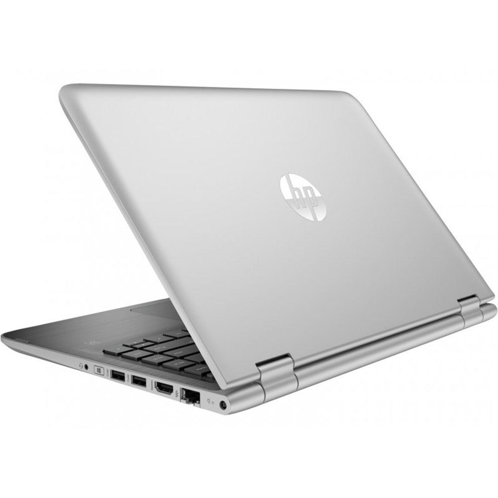 Ноутбук HP 15x360 15-bk100ur Natural Silver (X9X93EA) - фото 4