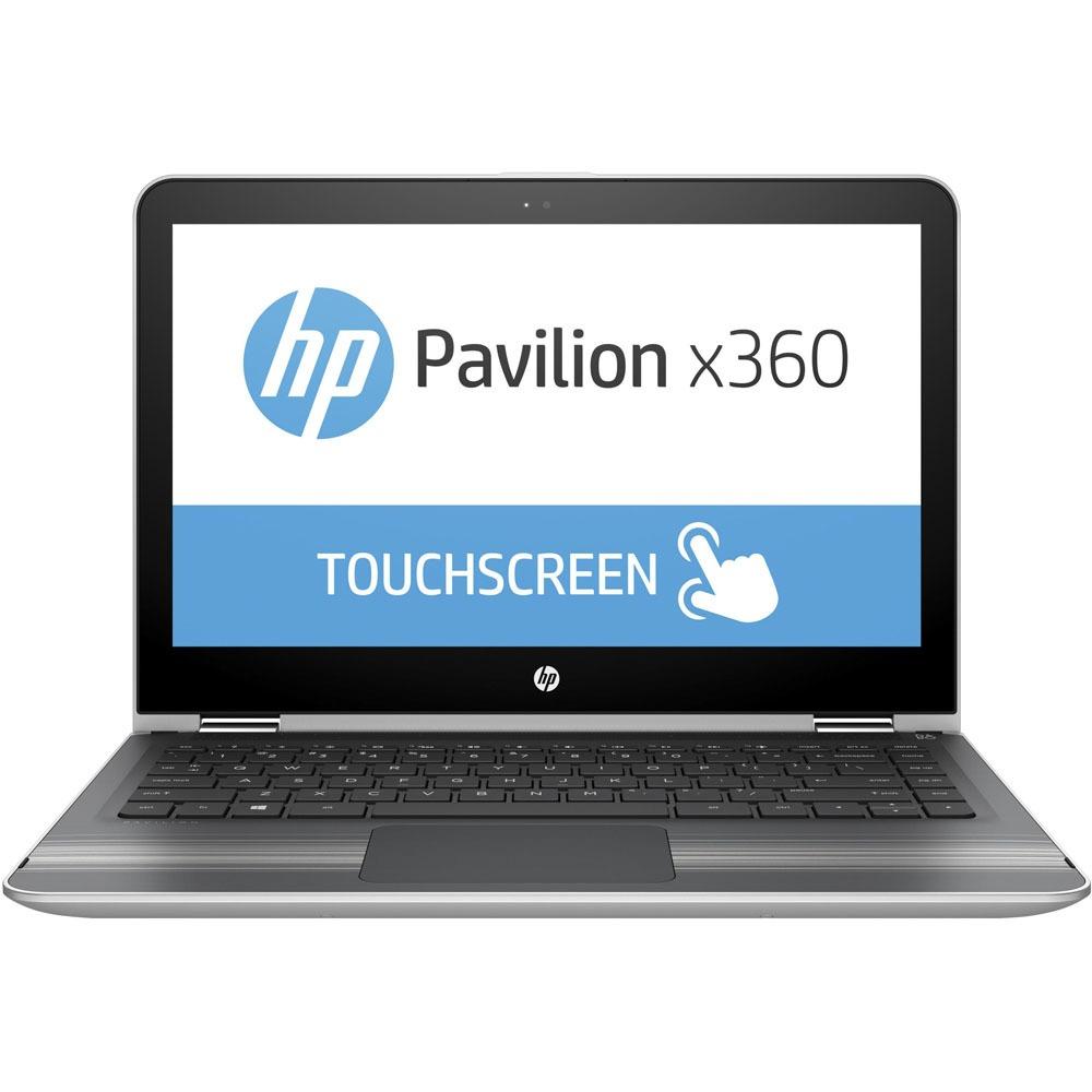 Ноутбук HP 15x360 15-bk004ur Natural Silver (X0M81EA) - фото 2