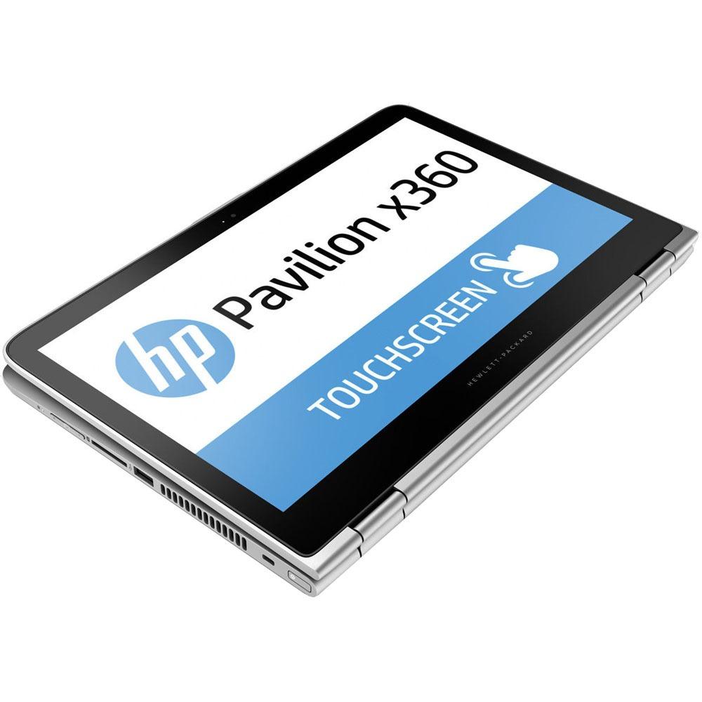 Ноутбук HP 15x360 15-bk004ur Natural Silver (X0M81EA) - фото 5
