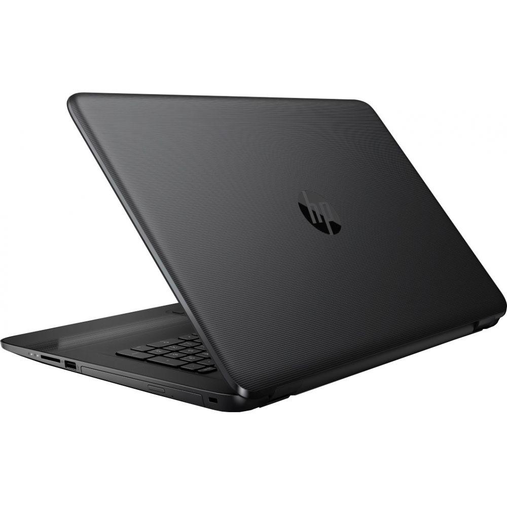 Ноутбук HP 17-x044ur jack black (1BX95EA) - фото 4