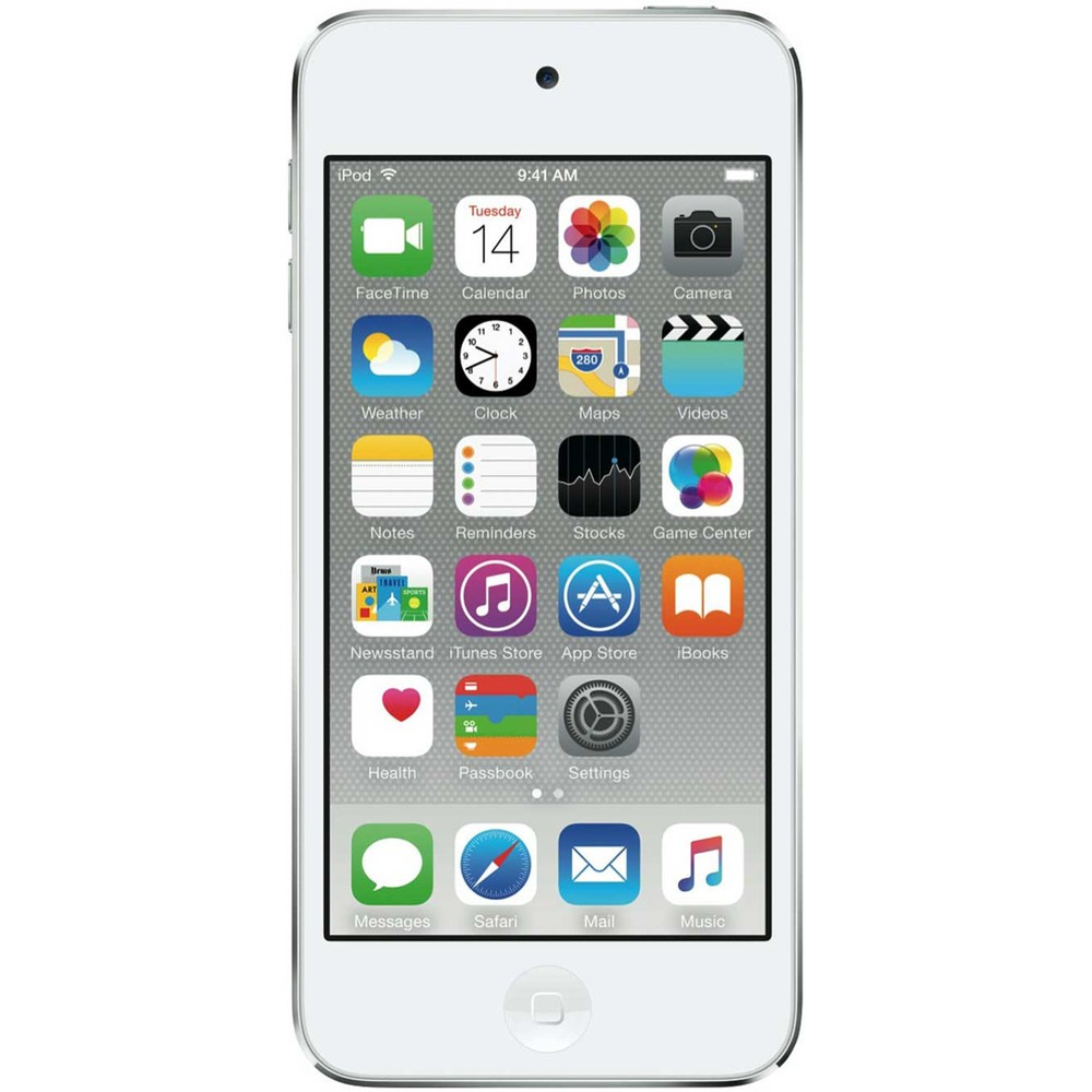 MP3-плеер Apple iPod touch 32GB Silver - фото 2