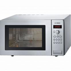 Серебристая Микроволновая печь Bosch HMT84G451R