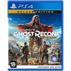 UbiSoft Tom Clancys: Ghost Recon Wildlands PS4, русская версия
