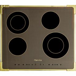 Электрическая варочная поверхность Kuppersberg FA6RC Gold