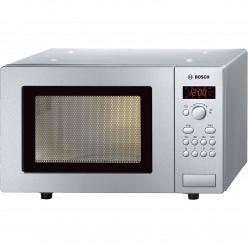 Серебристая Микроволновая печь Bosch HMT 75M451