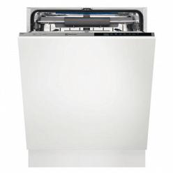 Серебристая Встраиваемая посудомоечная машина Electrolux ESL 98345 RO