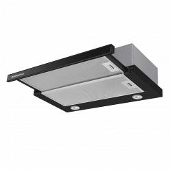 Встраиваемая вытяжка Maunfeld VS SLIDE 60 Glass Black