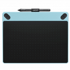 Графический планшет Wacom Intuos Art Pen&Touch Medium Blue