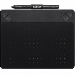 Графический планшет Wacom Intuos Comic Pen&Touch Small Black