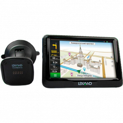 GPS-навигатор Lexand CD5 HD ClickDrive