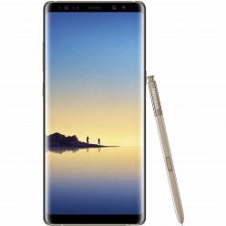 Смартфон Samsung Galaxy Note8 SM-N950FZDDSER желтый топаз