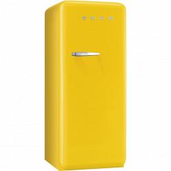 Купить холодильник желтого цвета
