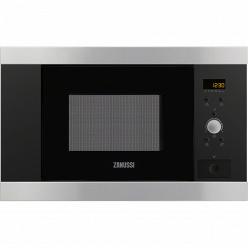 Серебристая Микроволновая печь Zanussi ZBM17542XA