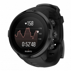 Умные часы Suunto Spartan Sport Wrist HR All Black