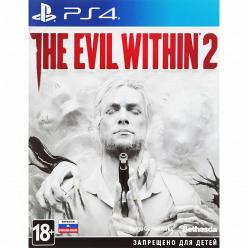 Evil Within 2 PS4, русская версия