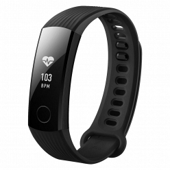 Honor Band 3 NYX-B10 black