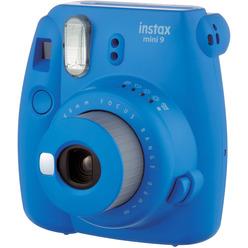Фотоаппарат мгновенной печати Fujifilm Instax Mini 9 Cobalt Blue
