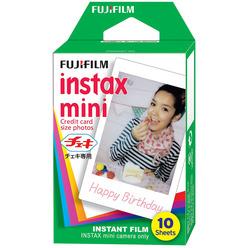 Fujifilm Instax Mini GLOSSY (10/PK)