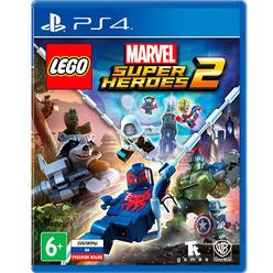 Sony LEGO Marvel Super Heroes 2, русские субтитры