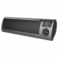 Радиоприемник Supra PAS-6280 black