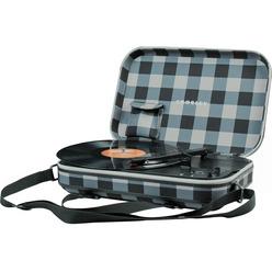 Проигрыватель виниловых пластинок Crosley MESSENGER, портативный