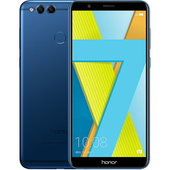 Смартфон Honor 7X Blue