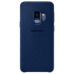 Samsung AlcantaraCover G960, blue