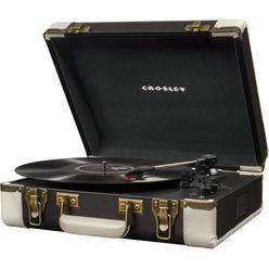 Проигрыватель виниловых пластинок Crosley EXECUTIVE DELUXE CR6019-BK