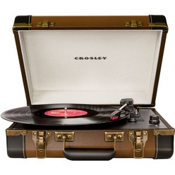 Crosley EXECUTIVE DELUXE CR6019D-BR