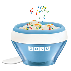 Zoku Ice Cream Maker ZK120-BL мороженица