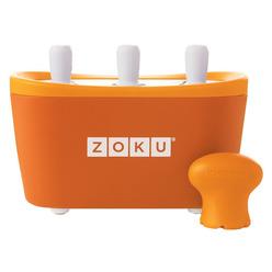 Zoku Triple Quick Pop Maker ZK101-OR мороженица