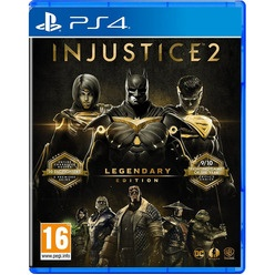 Sony Injustice 2 Legendary Edition PS4, русские субтитры