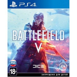 Electronic Arts Battlefield V PS4, русская версия