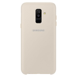 Samsung Layer Cover Galaxy A6+, gold
