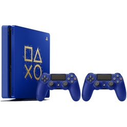Игровая приставка Sony PlayStation 4 500 Gb Days of Play Special Edition 2DS (CUH-2108A) Blue