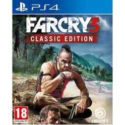 Ubisoft Far Cry 3 Classic Edition PS4, русская версия