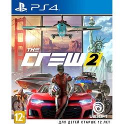 Ubisoft The Crew 2 PS4, русская версия
