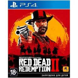 Sony Red Dead Redemption 2  PS4, русские субтитры
