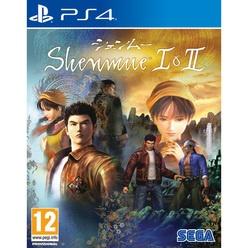 Sony Shenmue I & II PS4, английская версия