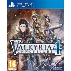 Sony Valkyria Chronicles 4 PS4, английская версия