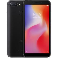 Xiaomi Redmi 6 32GB черный