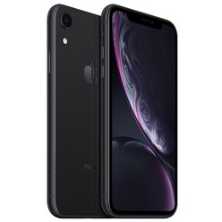 Apple iPhone XR 128GB черный