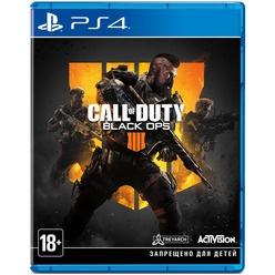 Sony Call of Duty: Black Ops 4 PS4, русская версия